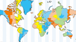 Interactive Timezone Map from l2jx26.cn