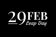 Leap Day 29 Feb