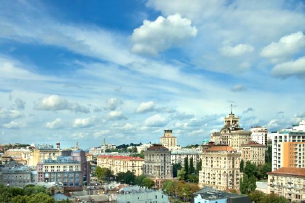 Kyiv, Ukraine's capital city