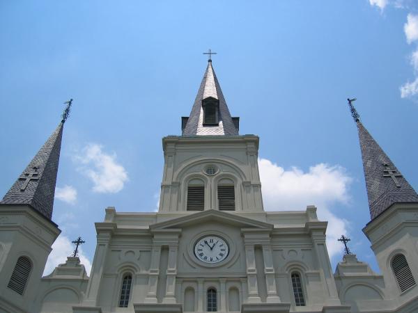 Jackson Square Cathedral, Louisiana