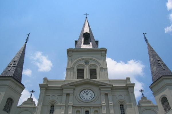 Jackson Square Cathedral, Louisiana