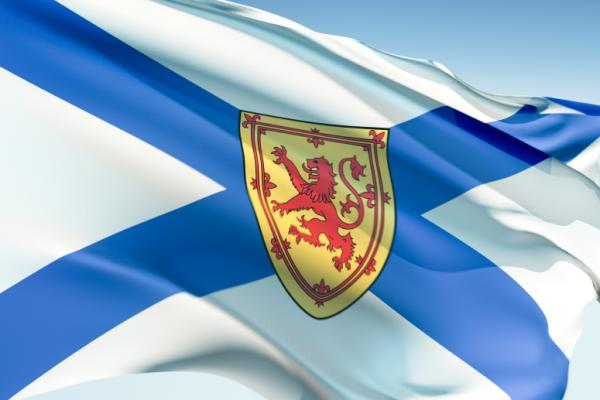 Natal Day Canada Nova Scotia Flag