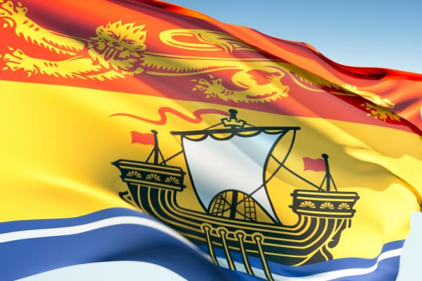 New Brunswick Day Canada New Brunswick Flag