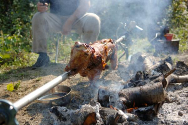 Canada: Lamb is a popular Easter dish for many Orthodox Christians in Canada