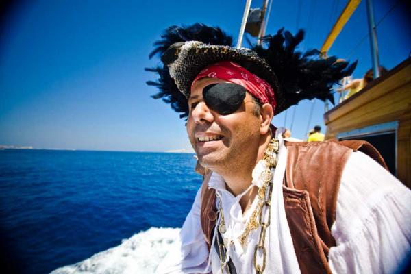 Fun Holiday – International Talk Like a Pirate Day