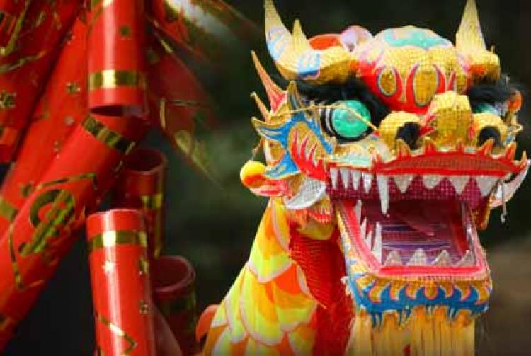 Chinese Lunar New Year's Day in Philippines