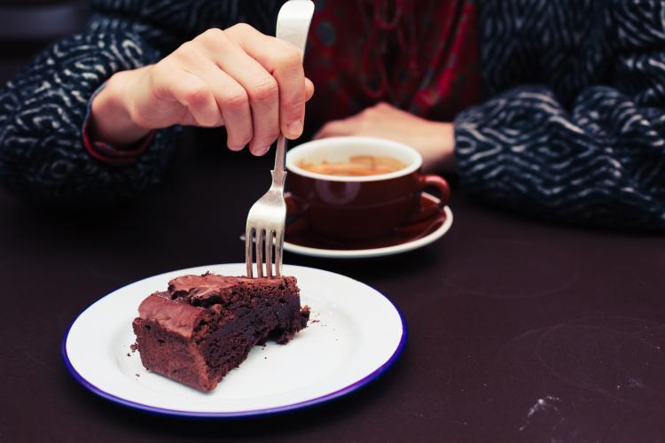 Fun Holiday Chocolate Cake Day