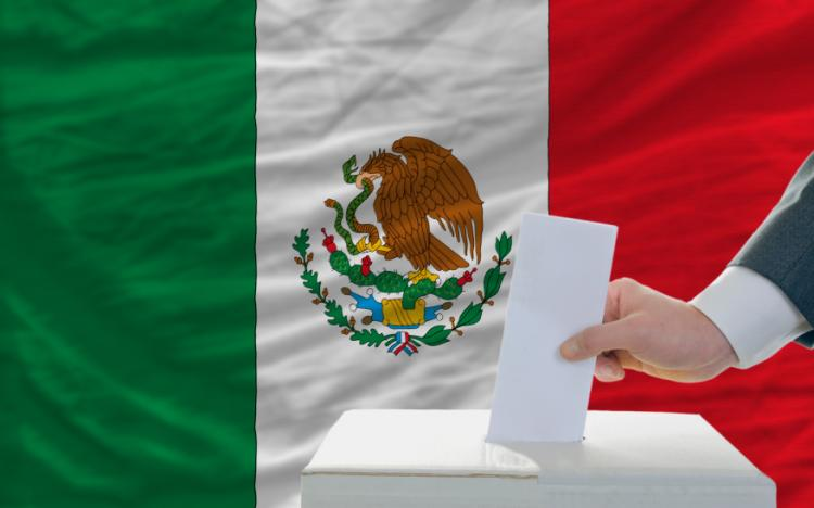 Mexican General Election In Mexico