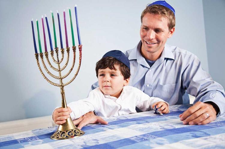 When jewish people observe their holidays how do they typically observe them?
