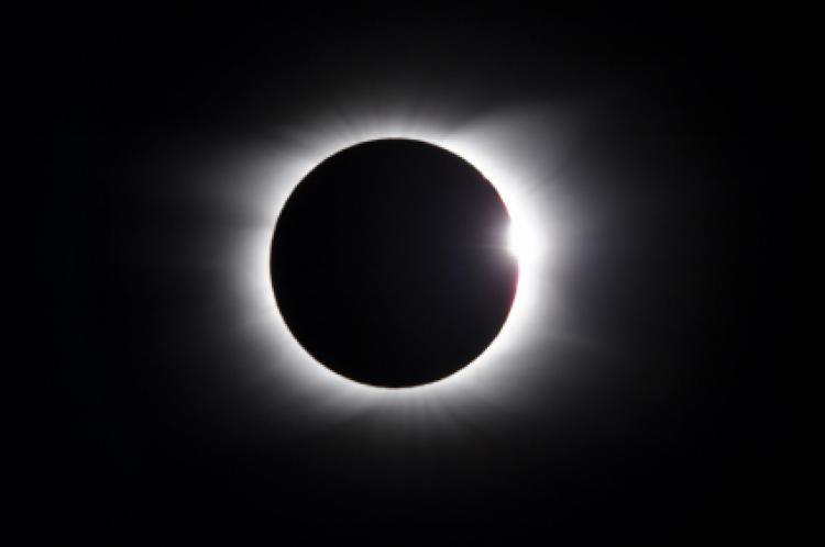 A Reminder: TOTAL SOLAR ECLIPSE TOMORROW MORNING