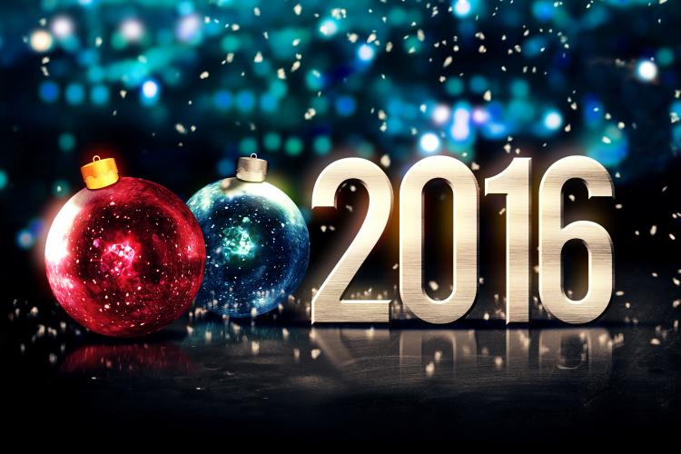 40 New Years in 2016 – New Year Countdown