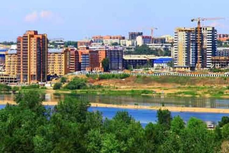 Krasnoyarsk region: rest