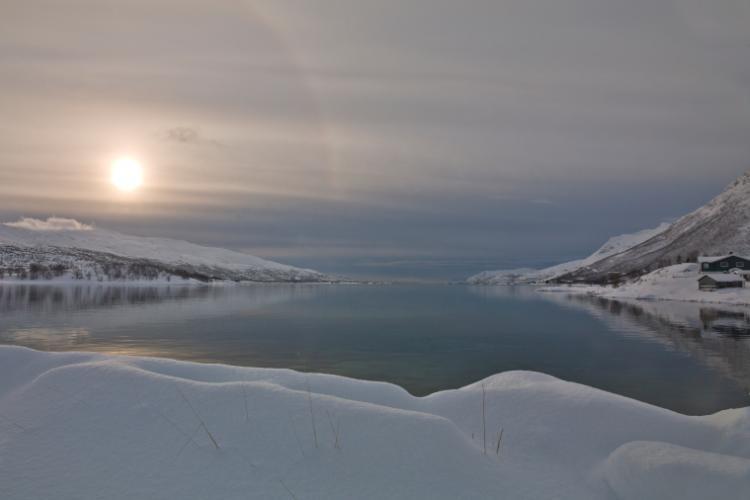 Atmospheric Phenomena Halos Sundogs And Light Pillars