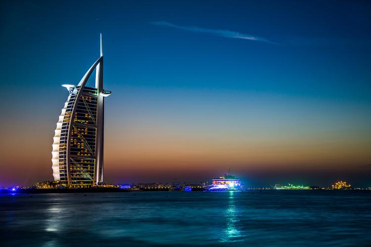 Sun And Sky Hotel Dubai