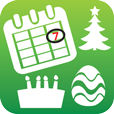 iPad Calendar and Holiday App