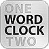Word Clock -iPhone
