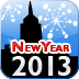 New Year Countdown 2012 icon