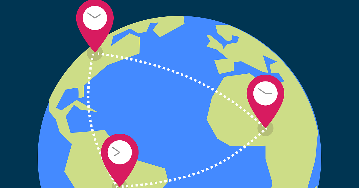 Meeting Planner Find Best Time Across Time Zones