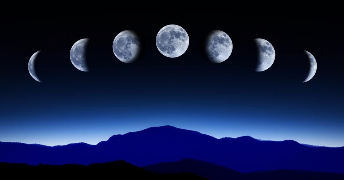 Image result for moon phase pictures