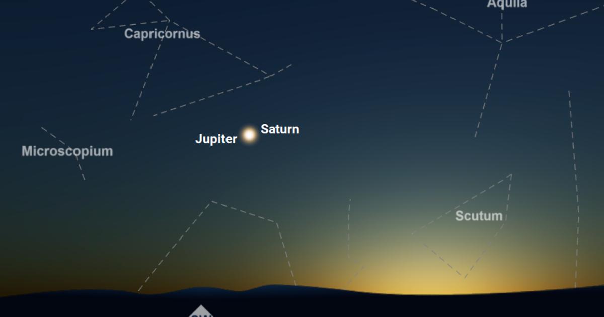 Christmas Comet 2021 Time Christmas Star Saturn Jupiter Great Conjunction 2020