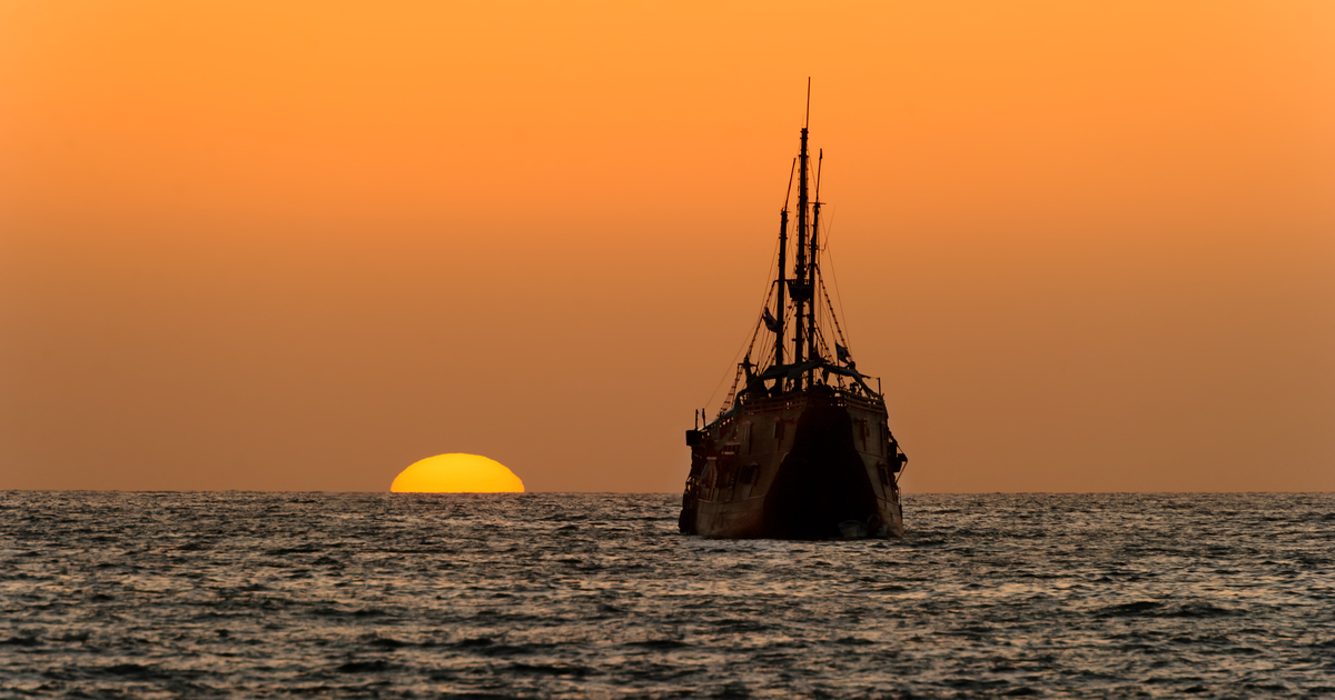 Refraction at Sunrise & Sunset