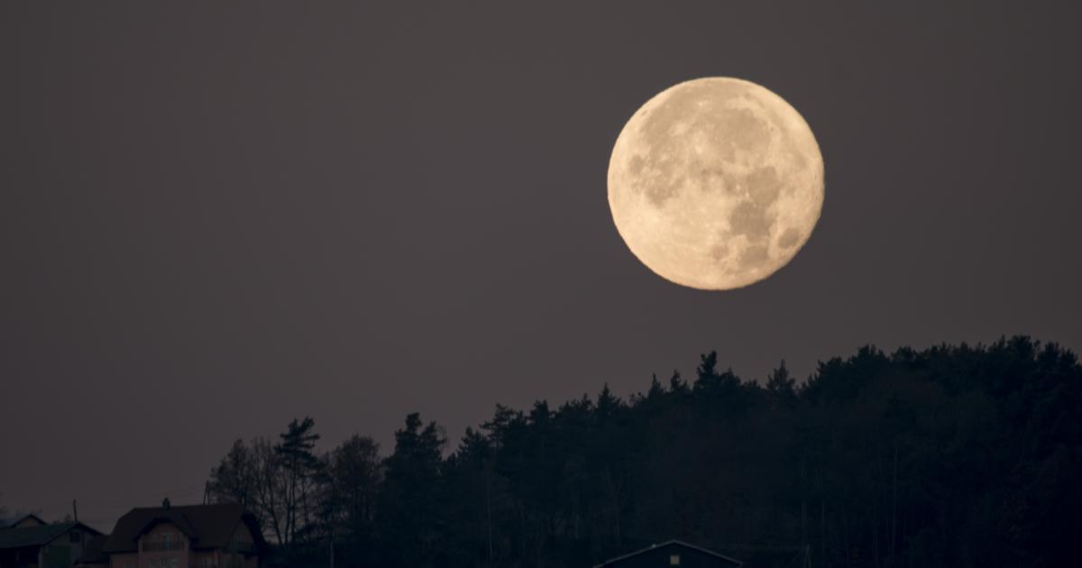 Supermoon Super Moon Why and When