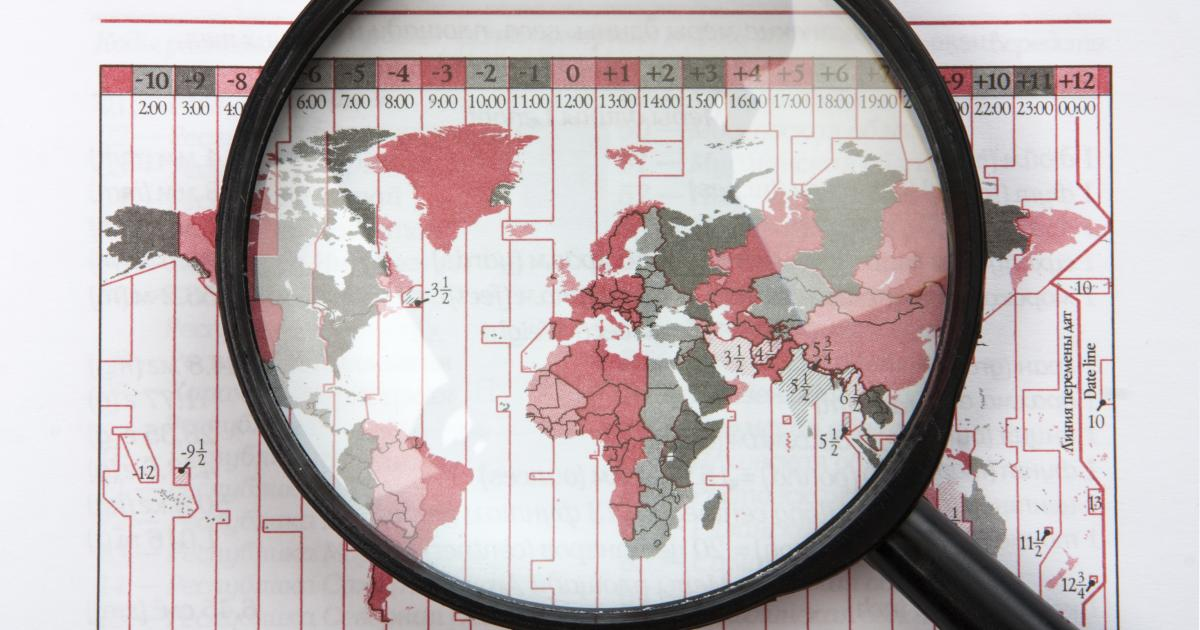 Why Were Time Zones Created