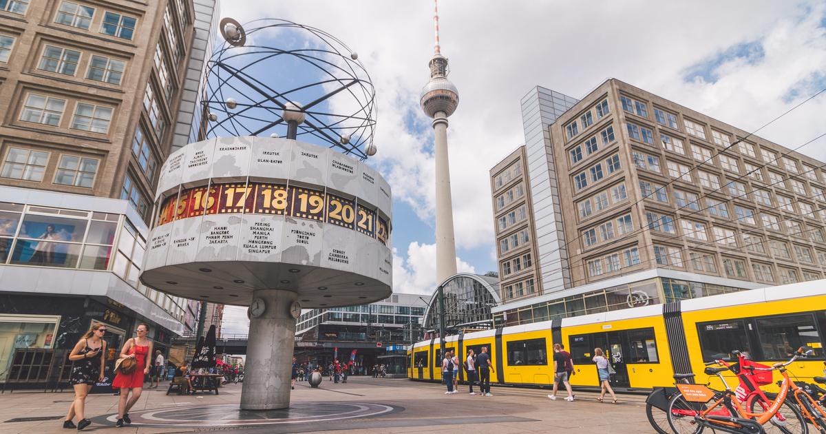 10 Utc In Deutschland