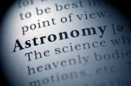 Astronomical terms