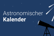 Astronomische Ereignisse 2019