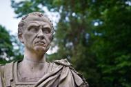 Ancient Roman General Julius Caesar