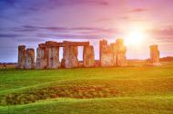 People around the world converge at the Stonehenge, England to celebrate the June Solstice.