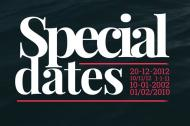 Special dates in the Gregorian Calendar.
