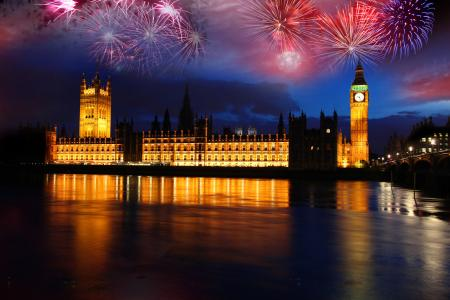 New Year's Day in the United Kingdom