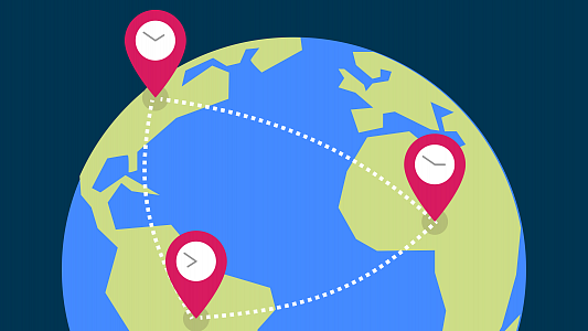 Meeting Planner – Find best time across Time Zones