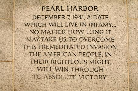 Extended essay pearl harbor
