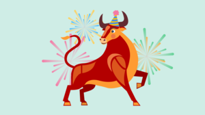 Happy Year of the Ox!
