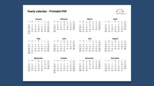Yale Calendar 2022 23.Year 2022 Calendar United States