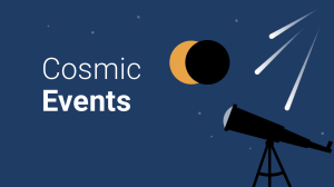 Calendar of Cosmic Events