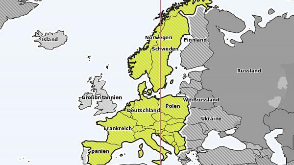 Sonnenzeit Vs Zonenzeit Wahre Ortszeit In Europa