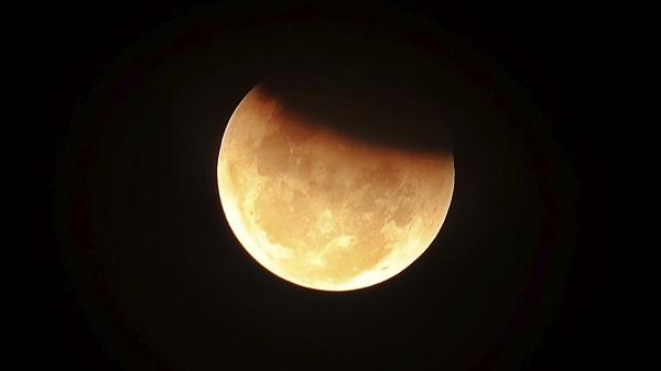 Lunar eclipses have two magnitudes: umbral and penumbral.