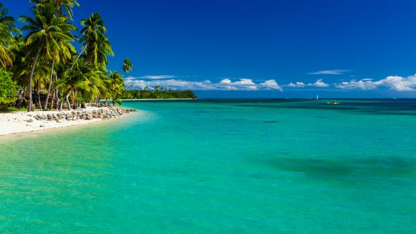 Fiji is one of the Islands that the 2014 International Year of Small Island Developing States focuses on.