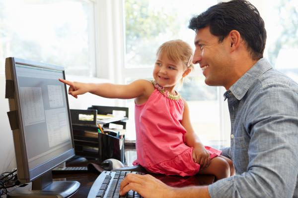 Fun Holiday – Please Take my Children to Work Day