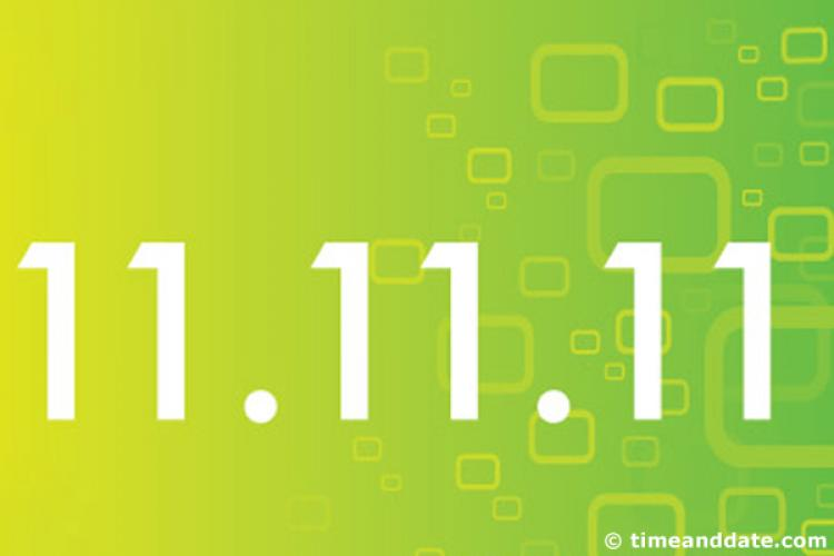 11/11/11 – a date with a special meaning?