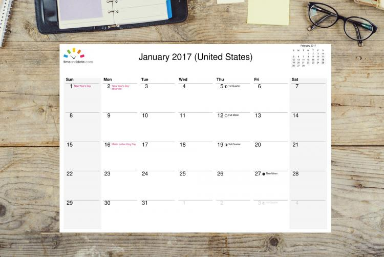 Adding Personal Events To Printable Pdf Calendar