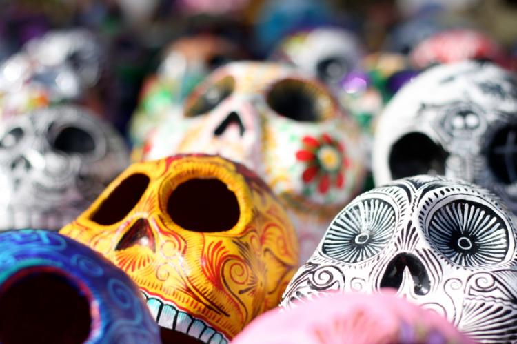 All Souls' Day in Mexico