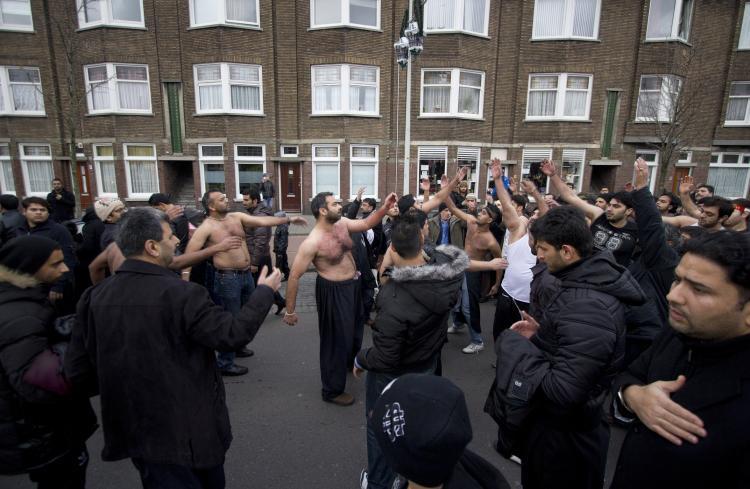 Ashura in the United Kingdom