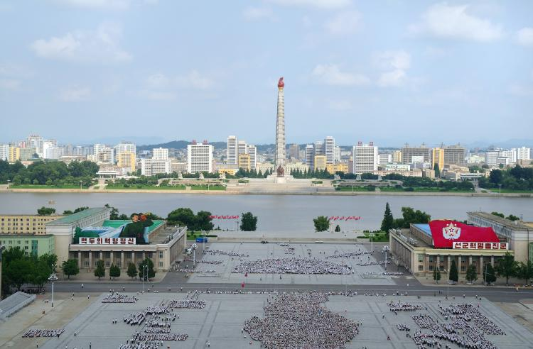 DPRKnın başkenti: Pyongyang 62