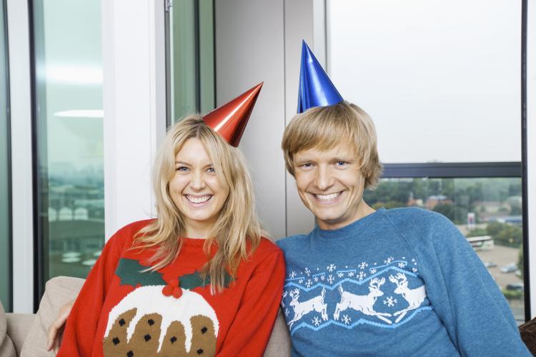 Fun Holiday – Christmas Jumper Day