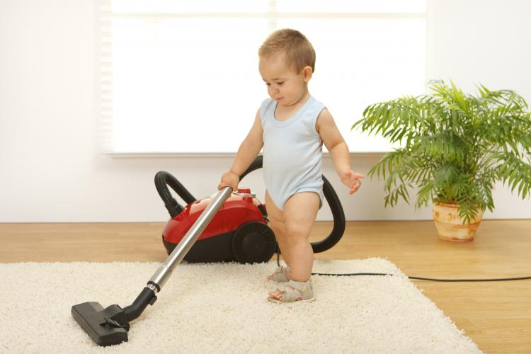 Creating perfect vacuum is no child's play.